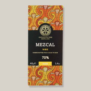 Chocolate Tree Mezcal 70% dark 40g reep