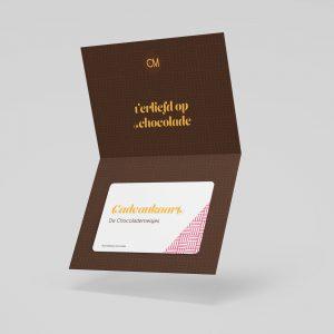 De Chocolademeisjes Cadeaukaart