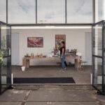 Pop up shop tijdens Atelier Sale