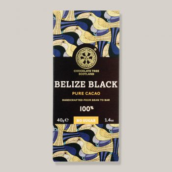 Chocolate Tree_Belize Black_40g