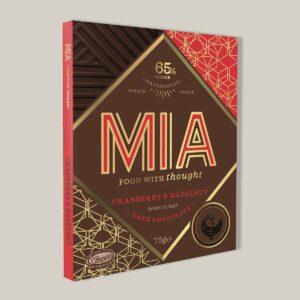 MIA 65% Cranberry & Hazelnut