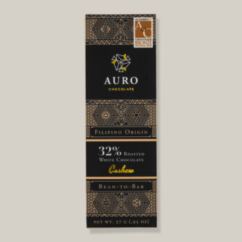 Auro Chocolate witte geroosterde chocolade